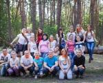 """20 сентября у ветеринарной клинике """"Доверие"""" впервые состоялся тимбилдинг"""